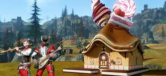 Keep Calm And Om Nom The Sweetest Home In Archeage Is Here Archeage New House Design