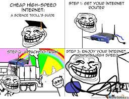 Internet Speed Meme - cheap high speed internet by recyclebin meme center