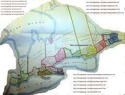 Map Of Ontario Canada Upper Canada Ontario Historical Map Collection