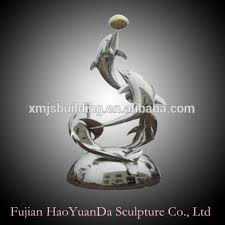 dolphin home decor model dolphin home decor stainless steel statue sculpture buy