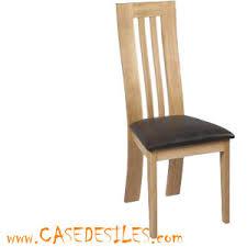 chaise en bois chaises bois chêne massif finition antiquaire 2712