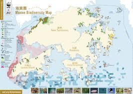 Map Of Hong Kong China by Wwf Launches Hong Kong U0027s First Marine Biodiversity Map Reveals