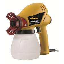Ceiling Paint Sprayer by Wagner Power Stainer 5 4 Gph Paint Sprayer 0525047 The Home Depot