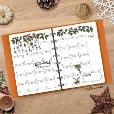 zen inspiration christmas planning in your bullet journal zen of planning