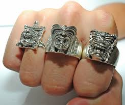 small rings design images The small design kala tiki god of prosperity ring in sterling jpg