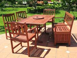 Patio Wooden Chairs Wooden Patio Furniture Sets Nonsensical Furniture Idea Wood Patio