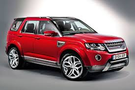 land rover discovery 2016 red land rover discovery family set to grow auto express