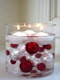 Christmas Table Decoration Ideas Beads by