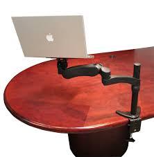 Wall Mount Laptop Desk by Amazon Com Gator G Arm 360 Deskmt Mountable Arm For Laptop
