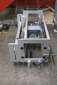markem smartdate 5 printer with mounting frame listing 538041