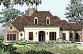 French Country House Plan Louisiana House Plans Louisiana French Country House Plans Home