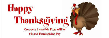 closed thanksgiving day happy thanksgiving pizza