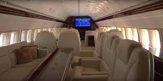 a look inside hillary clinton u0027s and donald trump u0027s planes vogue