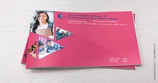 college brochure 25 education and graduation brochure templates