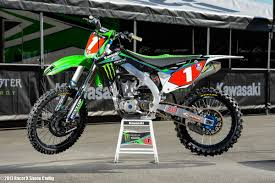 2014 motocross bikes villipotos factory kawasaki kx450 motorcycles pinterest