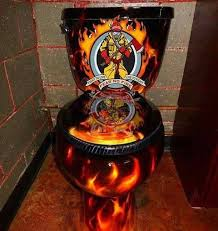 firefighter home decorations firefighter bathroom decor home decorating ideas