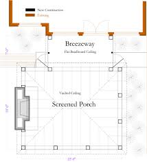 screen porch design plans homeowner and designer work together to build a beautiful porch