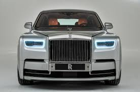 rolls royce white phantom 2018 rolls royce phantom viii revealed as flagship model autocar