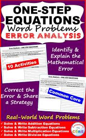27 best math error analysis images on pinterest teaching ideas