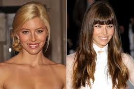 blonde to brunette hair celebrities who have gone brunette from blonde hairstyles nail
