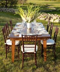 renting tables 91 best farm tables for rent images on farm tables