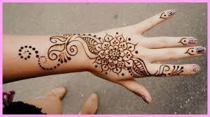 29 simple henna tattoos