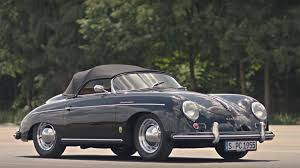 vintage porsche 356 porsche classic puts brake drums for 356 back into production
