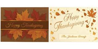 stand out with custom thanksgiving cards promo gift