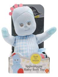 night garden igglepiggle soft toy baby toys u0026co