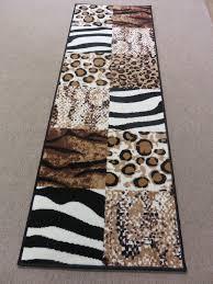 Leopard Runner Rug Fresh Animal Print Rug Runners Tasty Zebra Leopard Tiger Carpet