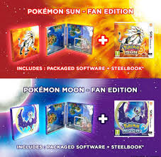 amazon 3ds bundle black friday pokemon sun u0026 moon fan u0026 limited edition bundles revealed