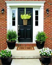 Flower Vase Painting Ideas Front Door Wonderful Creative Front Door Idea Ideas Creative