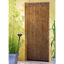 Bamboo Door Curtains Handmade Beaded Privacy Door Curtain Butterfly Cat Bamboo Or
