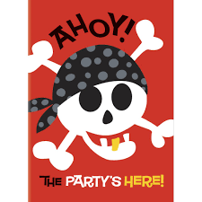 pirate party pirate party invitations from all you need to party uk