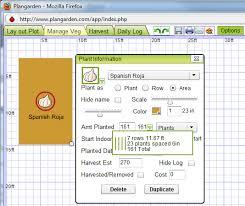 Plangarden Ve able garden design software for Mac Free