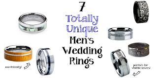 a few men wedding band 7 unique modern men s wedding rings made of bamboo antler