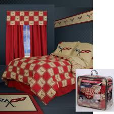 Corvette Bed Set Corvette Bedding Home Improvement Pinterest Corvette Room