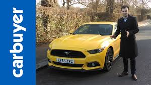 ford mustang gt uk ford mustang fastback 2016 uk review carbuyer