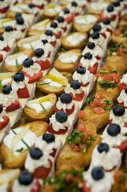 how to canapes it s wedding season how to eat canapes gracefully indulge