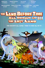 the land before time all grown up iii the lost land the land