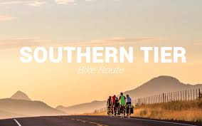 United Interactive Route Map by Southern Tier Bike Route The Best Winter Cycling Route In The