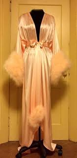robe mariã e vintage vintage pink robe gasp absolutely gorgeous