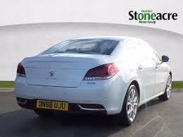 used 2016 peugeot 508 2 0 bluehdi allure saloon 4dr diesel manual