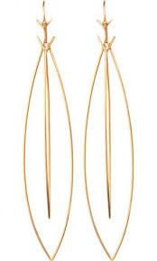 dean harris hoops diamond bud thin hoop earrings dean harris fashion i