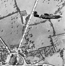 chaos of d day revealed by newly released raf reconnaissance