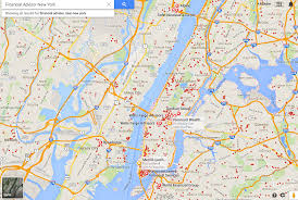 Nyc Subway Map App by Google Maps Mishap Mistakenly Shows Vegas Casino Instead Of New