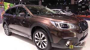 subaru outback 2017 interior 2018 subaru outback sport exterior and interior walkaround