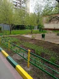 Какой бордюр захотят москвичи иметь в своем дворе?