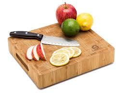 amazon com small end grain bamboo cutting board professional