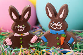 easter bunny candy 90 million chocolate easter bunnies yes